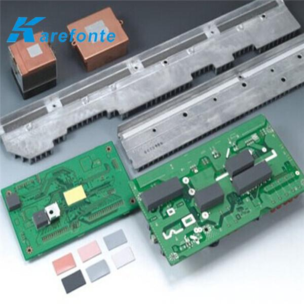 Low Melting Point Thermal Gap Filler Material Phase Change Interface Material