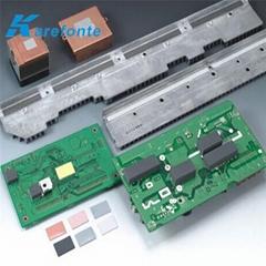 高性能 低熔点 热传导间隙填充材料 相变化界面材料 相变化材料
