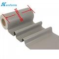 Wholesale Insulator Silicone Cloth Thermal Silicone Sheet Coated Fiberglass