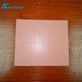 廠家生產防刺穿玻纖導熱硅膠片  LED導熱硅膠墊片 耐高溫絕緣 3