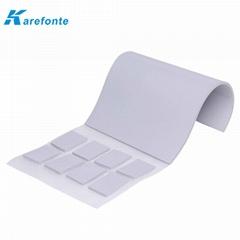 高导热硅胶片 绝缘垫片 硅胶软垫片