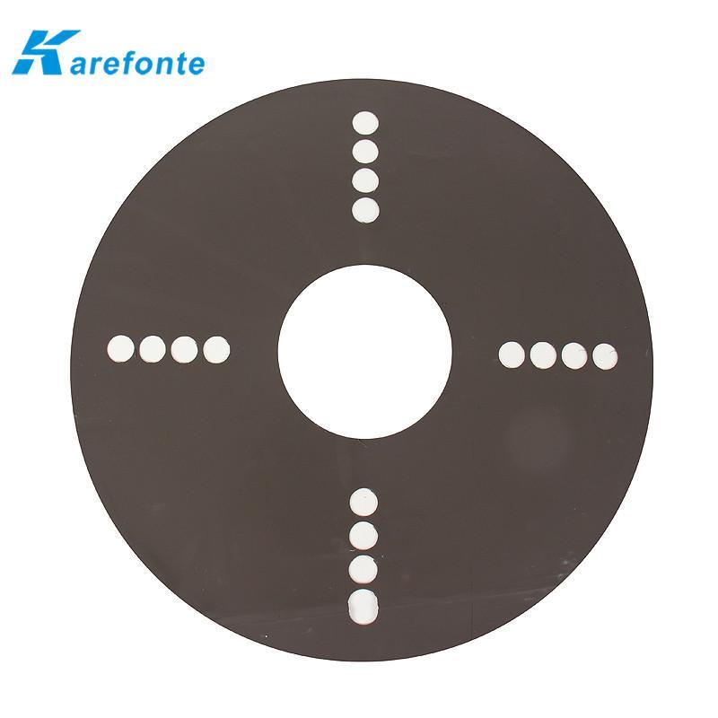 絕緣高導熱硅膠片 散熱硅膠墊片 1