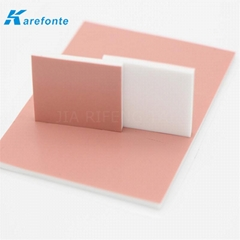 Insulating Soft Silicon Pad Heat Dissipation Thermal  Silicone Gap Pad For LED