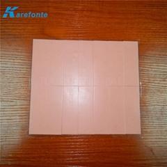导热矽胶片 导热硅胶片 散热片 导热绝缘粘片 软性导热垫片