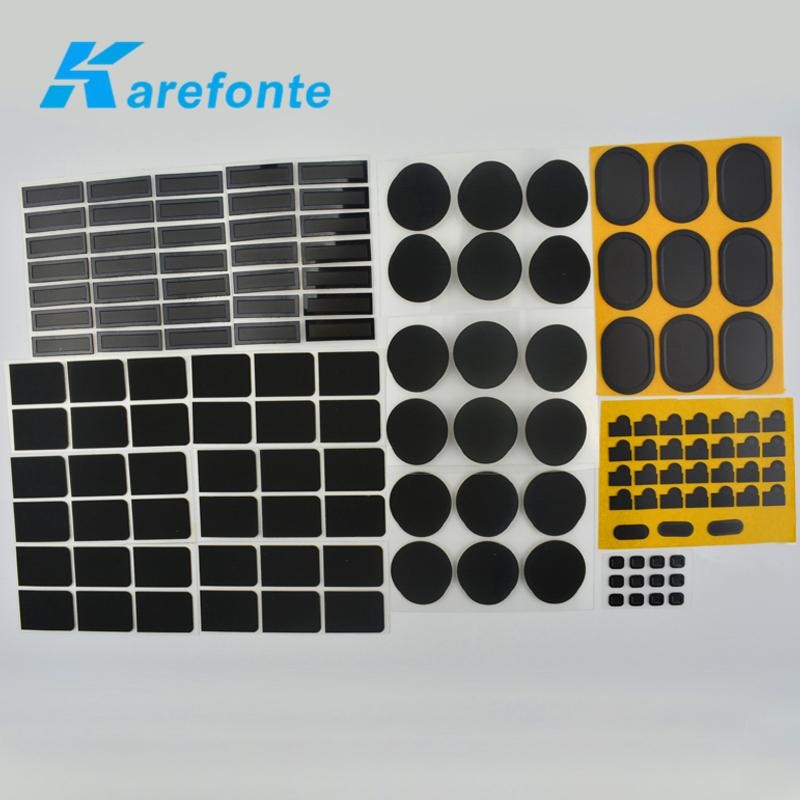 IP65 Waterproof Membrane Black Acoustic Membrane For Smart Phone / Loudspeaker