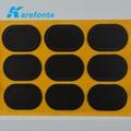 透声膜 智能手机喇叭防水透声膜 黑色透音膜 IP65等级防水透气膜