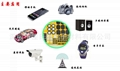透聲膜 智能手機喇叭防水透聲膜 黑色透音膜 IP65等級防水透氣膜