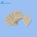 Aluminum Nitride Ceramic Plate ALN Substrate For Large Power Equipment