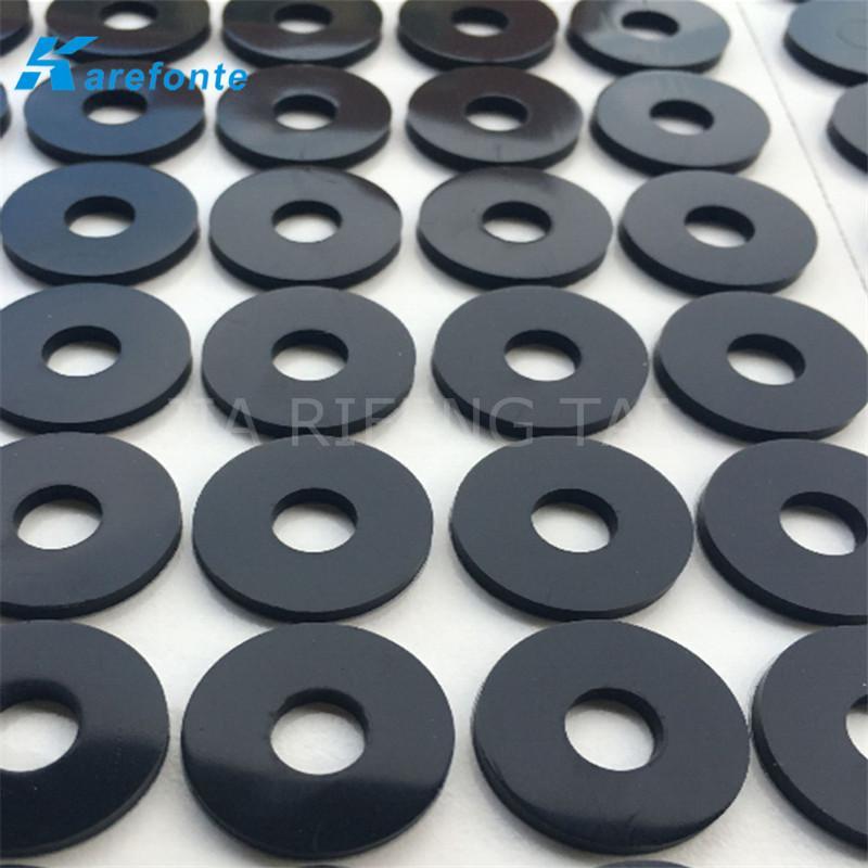 橡膠密封圈 防滑墊腳墊硅膠圈 純硅膠墊片 4