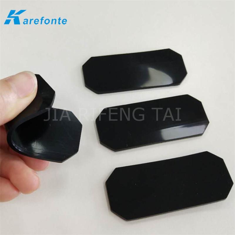 可以定做 黑色密封硅膠墊片防滑墊可拉伸硅膠墊片 1