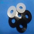 可以定做 黑色密封硅胶垫片防滑垫可拉伸硅胶垫片 3