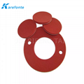 Customize Silicone Rubber Faucet Seal Ring Insulator Rubber Pad