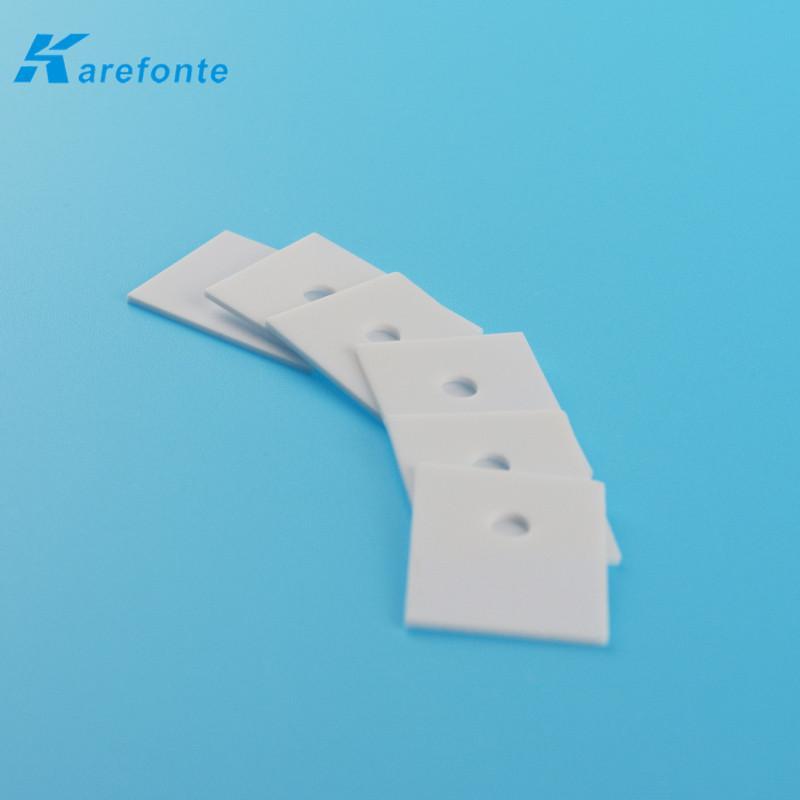 导热陶瓷片0.635x21.8x30mm IGBT 氧化铝散热片  2