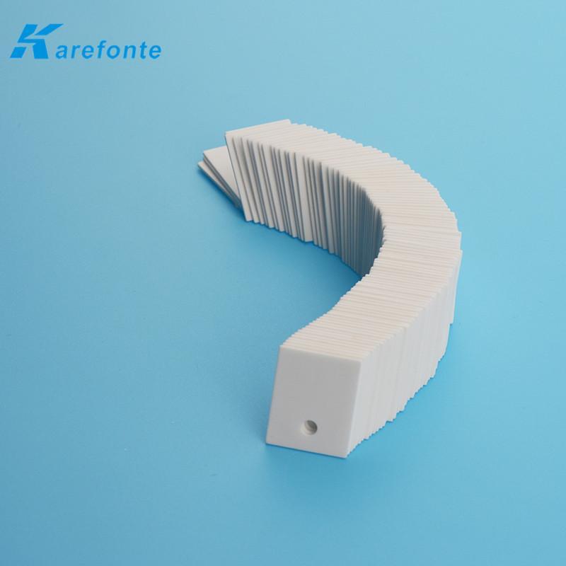 導熱陶瓷片0.635x21.8x30mm IGBT 氧化鋁散熱片  3