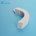 0.635x21.8x30mm Alumina Ceramic IGBT Insulation Al2O3 Ceramic Plate