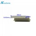 氮化铝陶瓷片TO-264 (22x28mm) IGBT绝缘导热陶瓷片ALN陶瓷片  2