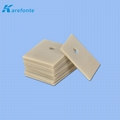180w/m.k ALN Ceramic High Thermal Conductivity Aluminum Nitride Ceramic
