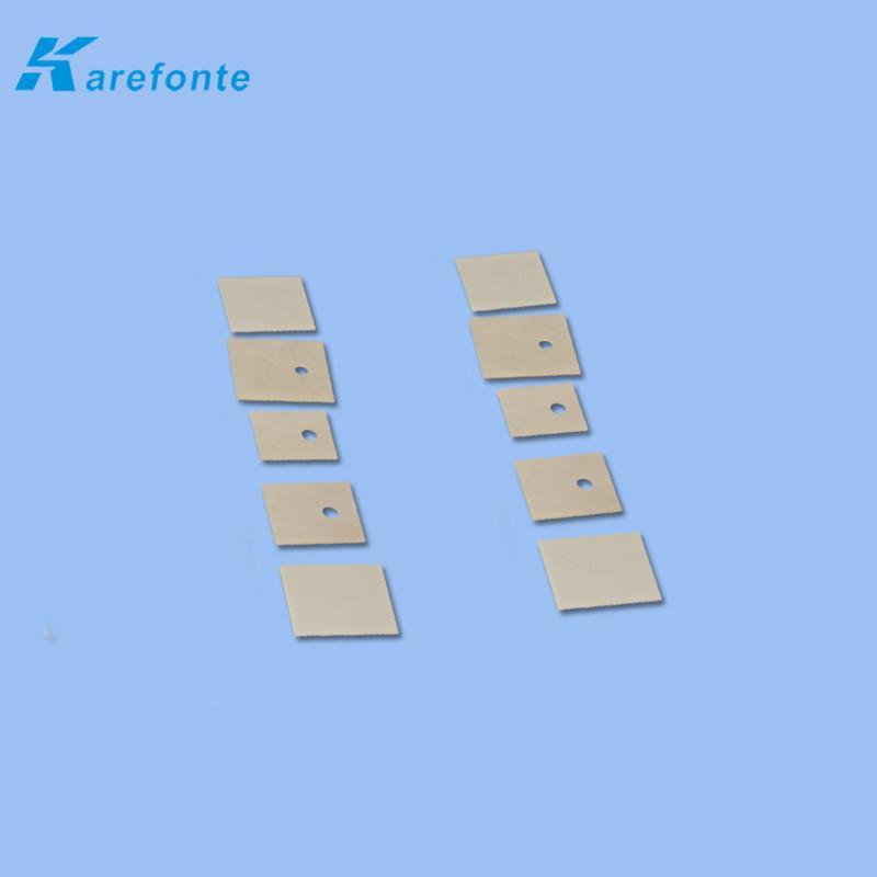 180W/m.k 高導熱係數氮化鋁陶瓷片 4