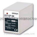 Omron按鈕開關61F-GP-N8 AC120