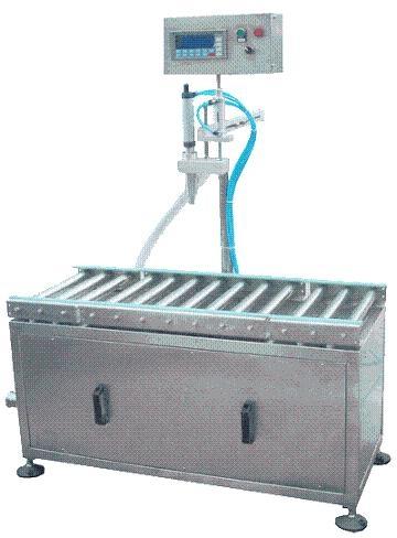 稱重式灌裝機 1