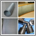wedge wire johnson screen mesh