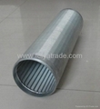 Wedge wire screen & Rod based wire