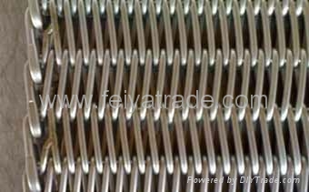 High temperature metal mesh belt  2