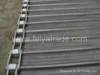 Stainless steel conveyor belt  2