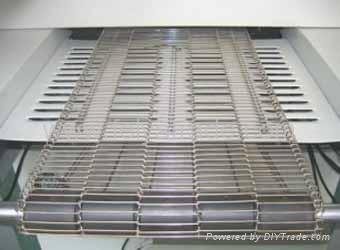 Stainless steel conveyor belt  5