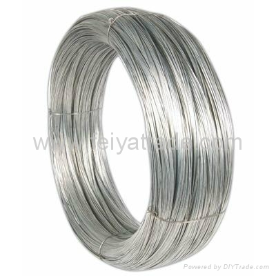Ga  anized wire  4