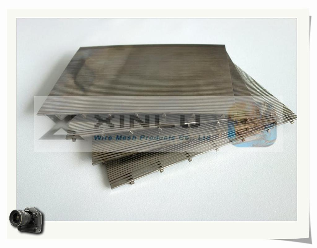 V Wire Flat Panel For Raw coal 2