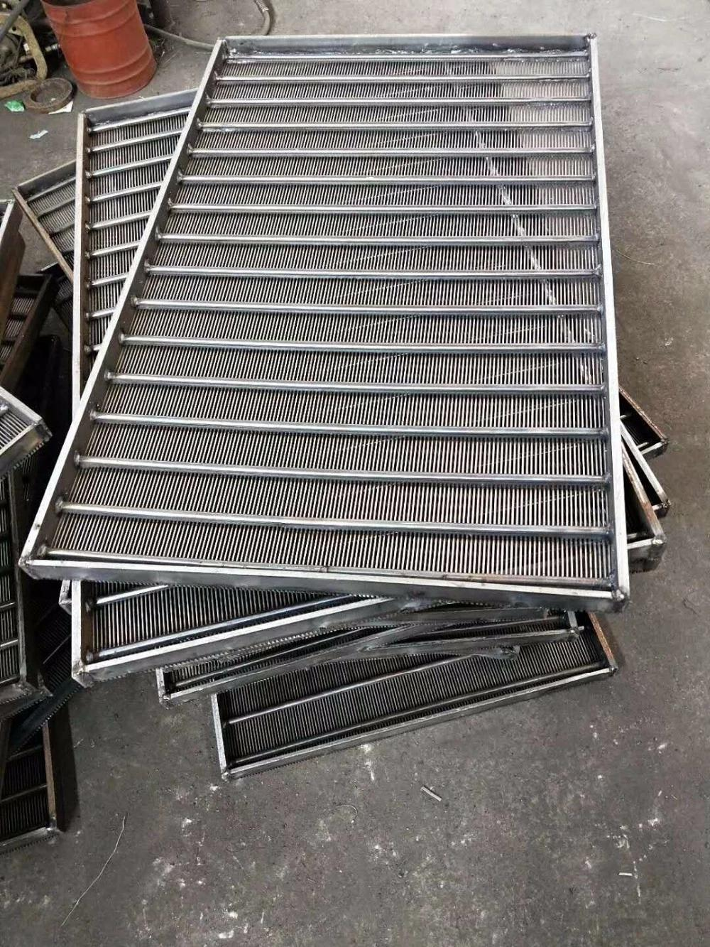 V Wire Flat Panel For Raw coal 3