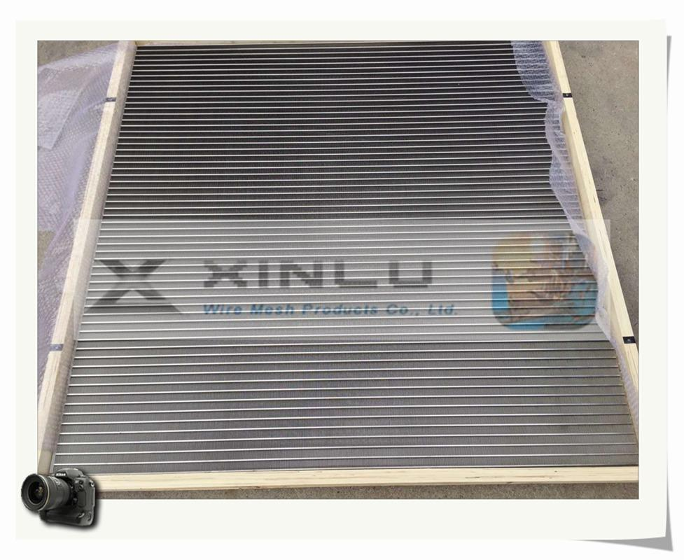 V Wire Flat Panel For Raw coal 5
