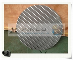 V Wire Flat Panel For Raw coal