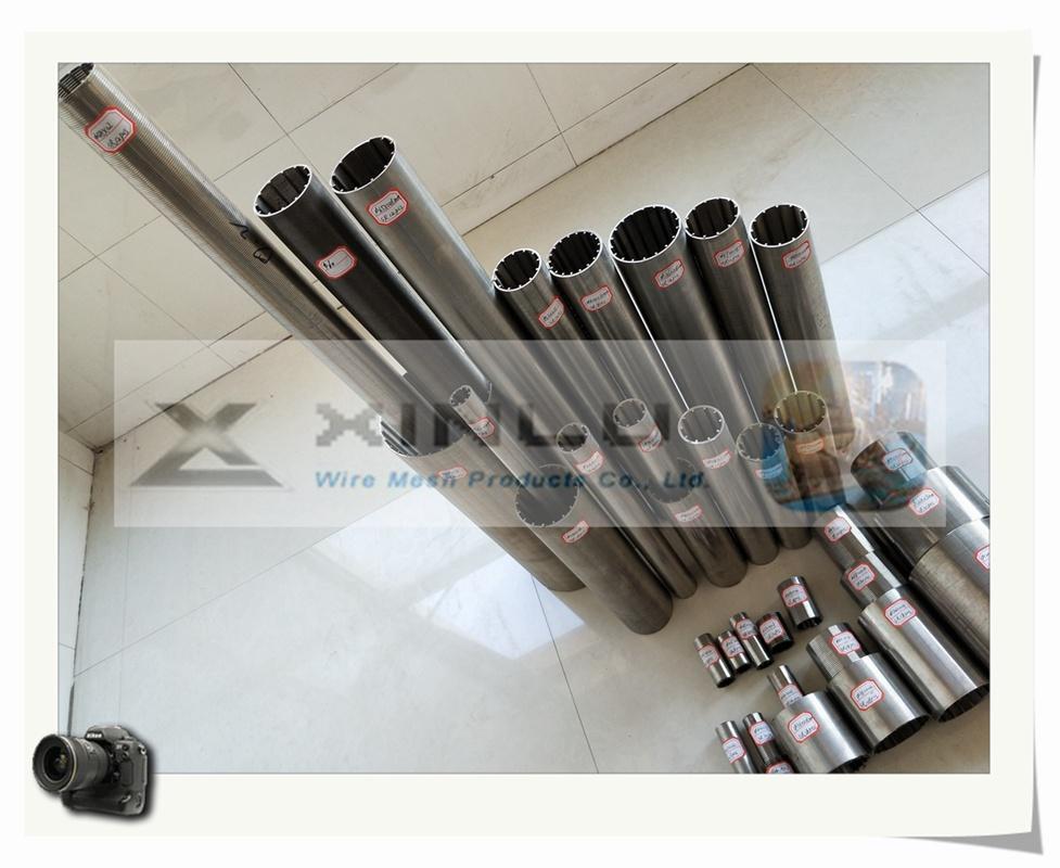 V型絲不鏽鋼濾水管 5