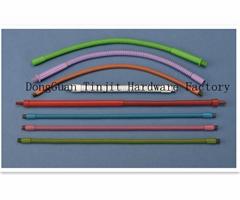 colorful plated flexiblemetalgooseneck