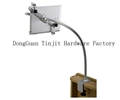 Flexible gooseneck mount for tablet PC