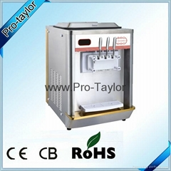 Restaurant Commercial Soft Ice Cream  Making Machine