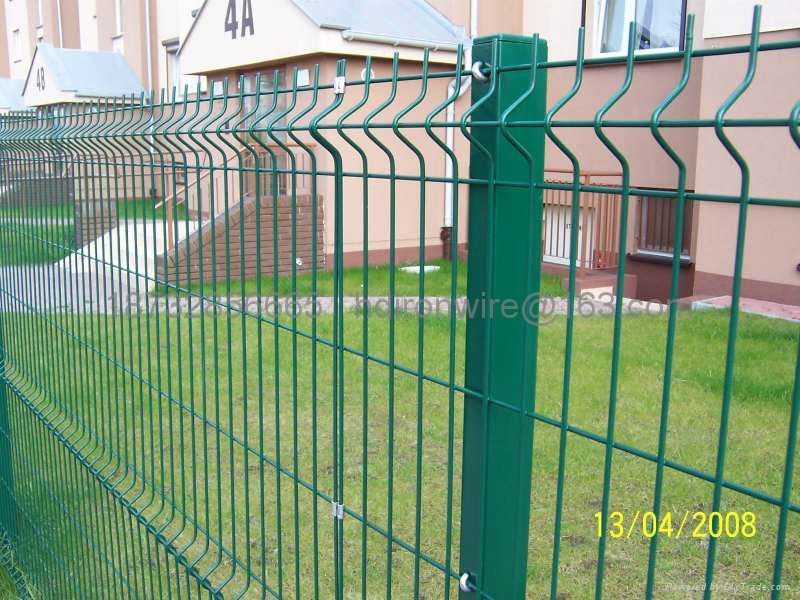 Welded wire mesh fence mm xinboyuan china