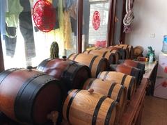 禮品木酒桶5L