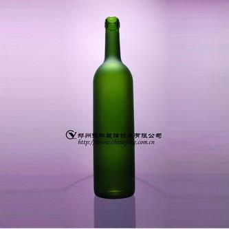 豫科-玻璃酒瓶蒙砂粉 1