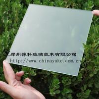 优质平板玻璃蒙砂粉 1