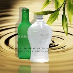 YK-I型白酒瓶蒙砂粉