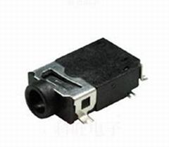 環保2.5耳機插座PJ-223
