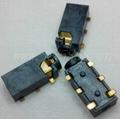 2.5音频插座PJ-242D