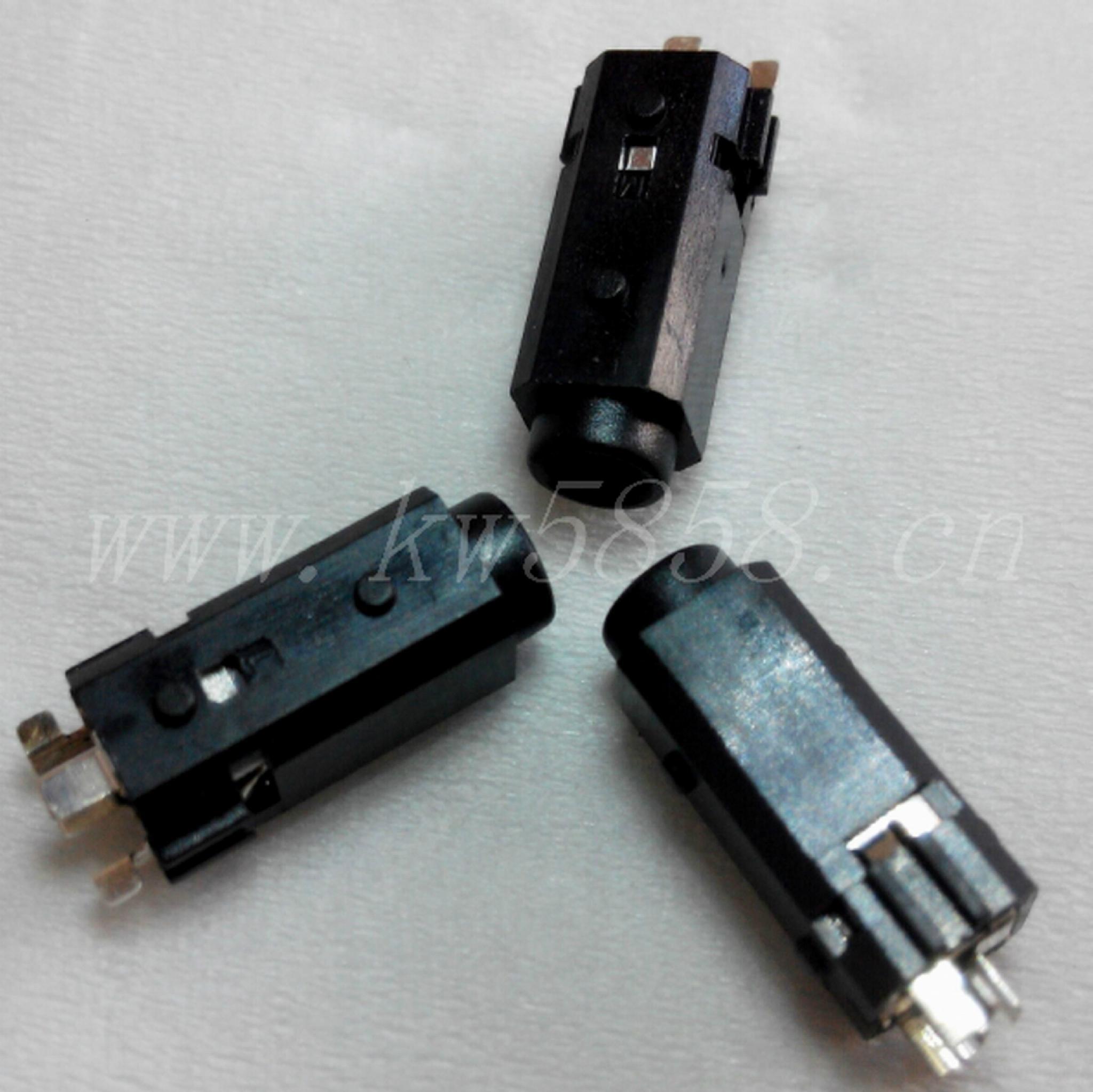四极3.5耳机插座PJ-384 1