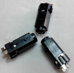 四极3.5耳机插座PJ-384