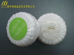 Hotel disposable soap