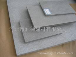 外墙保温水泥压力板 3