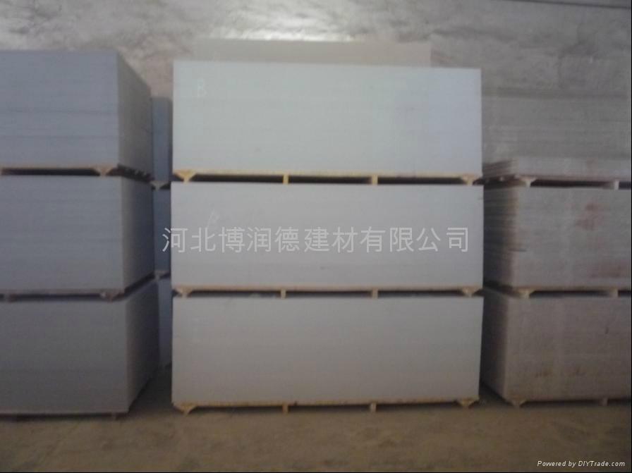 外墙保温水泥压力板 4